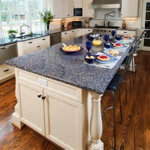 25 best ideas about blue kitchen countertops on
