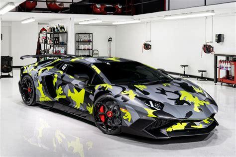 DUB Magazine   Camo wrapped Novitec Torado Lamborghini