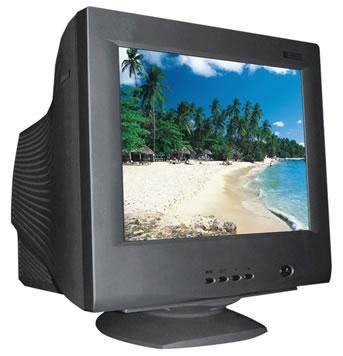 Monitor Tabung Komputer monitor vision crt tabung new 187 187 hexacom toko komputer murah surabaya