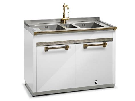 Sink Kitchen Unit Ascot Kitchen Unit With Sink By Steel