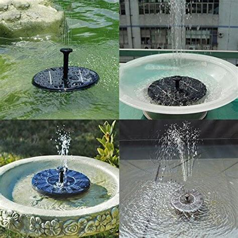 floating solar lights for fountains soonhua solar panel floating kit insteading