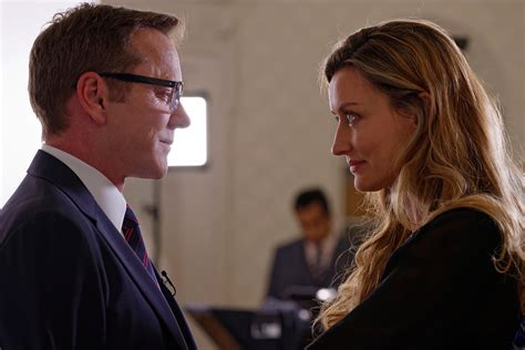 designated survivor natascha mcelhone designated survivor series premiere preview today s news