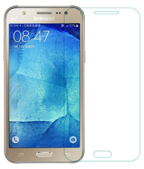 Screen Guard Tempered Glass Samsung Galaxy On5 Limited samsung galaxy on5 tempered glass screen guard by style
