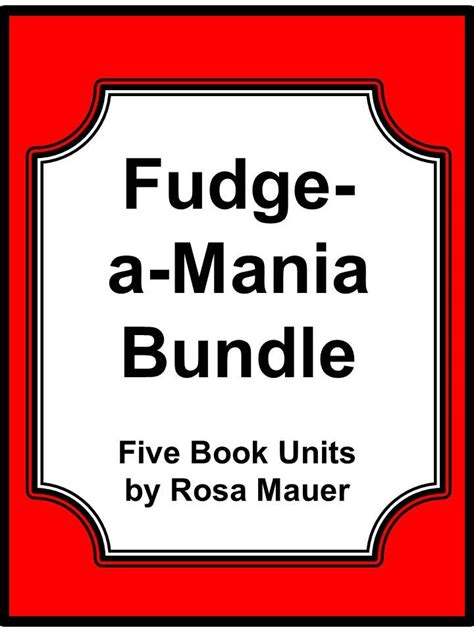 fudge a mania book report 17 best judy blume book products by rosa on tpt images on