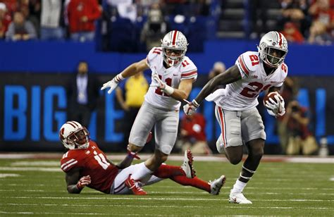 columbus dispatch sports section ohio state football receivers answered call to make more