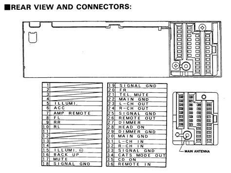 factory bose wiring car stereo free wiring