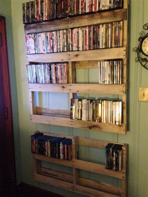 shelves for dvd pallet dvd shelf arroyo bend caves this