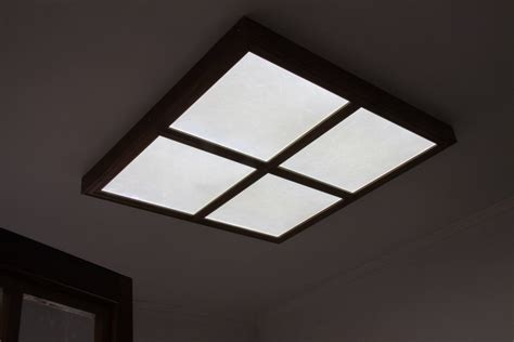 Ceiling Light Panel by Light Panel Ceiling How To Choose The Right Warisan
