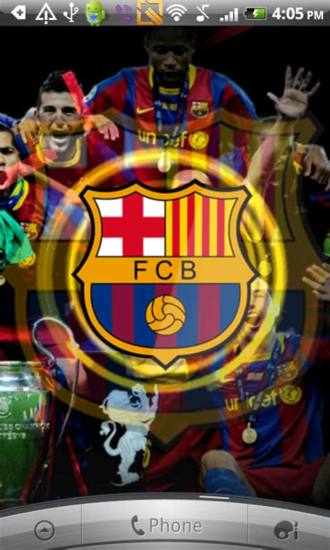 wallpaper barcelona android barcelona live wallpaper para android descargar