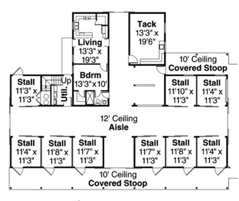 house barn combo plans 1000 images about barn on pinterest