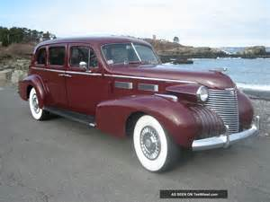 1940 cadillac series 75 limousine antique other photo