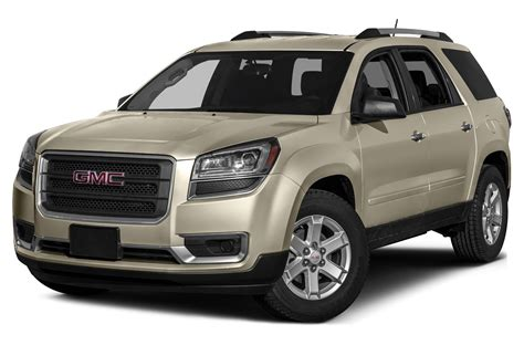 2016 gmc acadia 2016 gmc acadia price photos reviews features