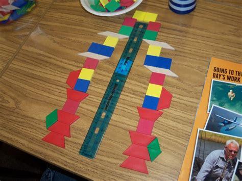 pattern blocks line of symmetry 134 best images about 3rd grade math on pinterest long
