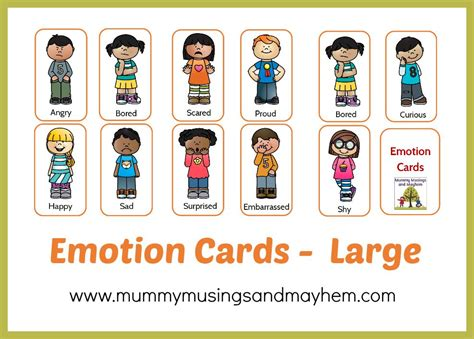 printable emotion games social emotional skills strategies and activities for