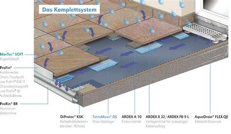 terrassenplatten stelzlager nachteile ab auf die terrasse ardex baustoff gmbh baustoffe
