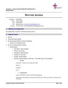 team around the child meeting template best photos of church business meeting agenda template