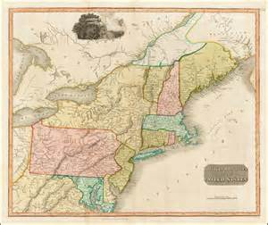 map of the northern united states northern provinces of the united states barry