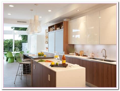 Lacquer Kitchen Cabinets by White Colored Kitchen And Granite Countertop Selection