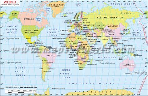 world map image latitude longitude world map with latitude and longitude www mapsofworld