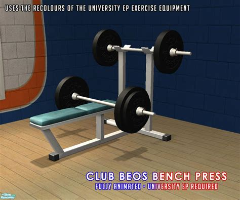 bench press free weights beosboxboy s free weight bench press