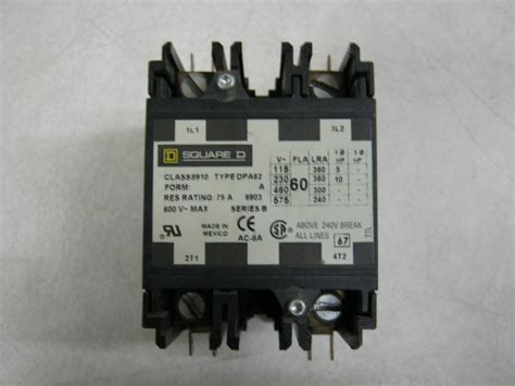 square d 8910dpa33v14 contactor wiring diagram wiring