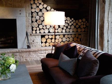 fireplace log storage 25 cool firewood storage designs for modern homes
