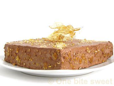 Wedges Spons Cakep one bite sweet dobos torte