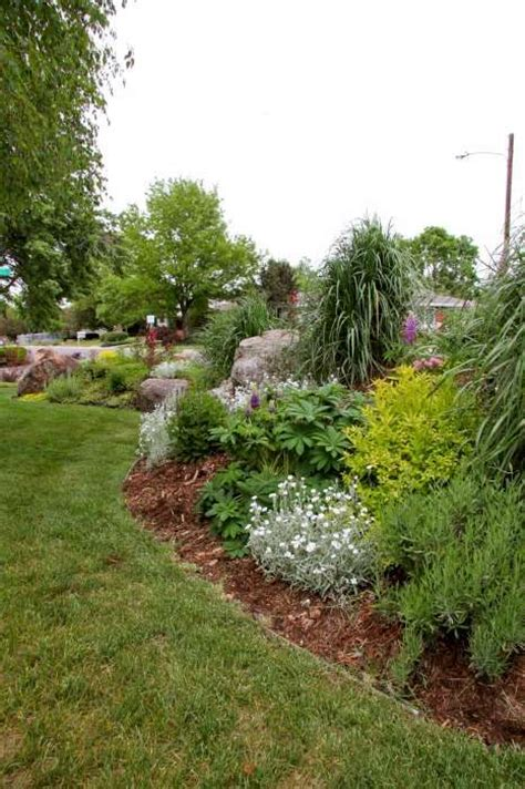 beautiful berm berm landscaping pinterest