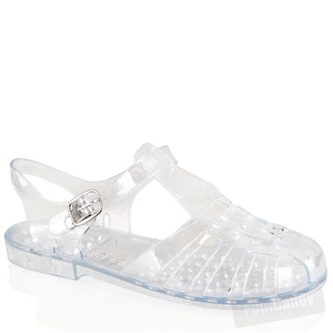 Sandal Jelly Gladiator Glass 095 flat jelly sandals 28 images womens jelly sandals
