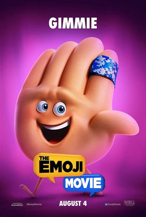 emoji movie download the emoji movie i fantastici character poster dei