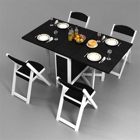 Meja Makan Plastik 15 model meja makan lipat minimalis terbaru 2018 dekor rumah
