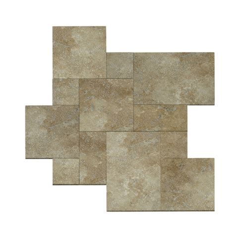 french pattern travertine tiles french pattern walnut brushed travertine tile