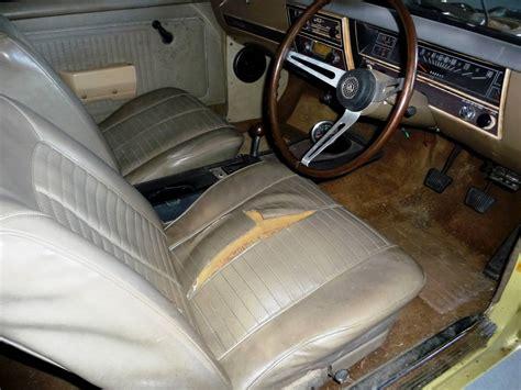 Holden Monaro Interior by 1968 Holden Monaro Hk Gts 327 Interior Motorex