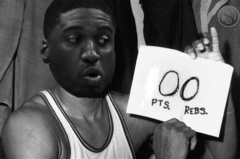 Roy Hibbert Memes - internet pokes fun at roy hibbert after game 5 dud