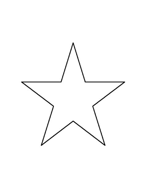 printable bethlehem star pattern use the pattern for 6 inch star pattern use the printable outline for crafts
