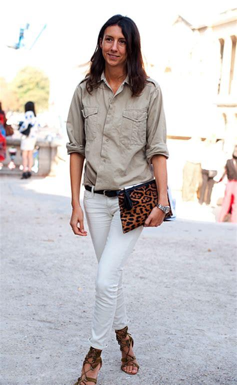 Fashion blog geraldine saglio french paris vogue editor street style