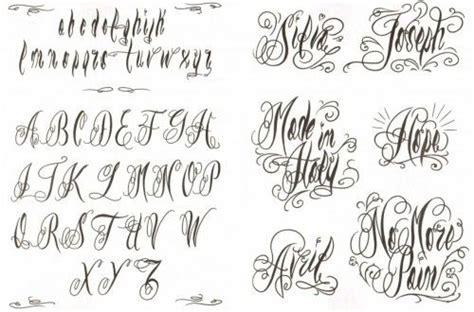 tattoo letter stencils images  pinterest