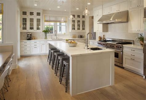 Small Kitchen Island With Stools by My Dream House A Modern Farmhouse Happy Girls Are The