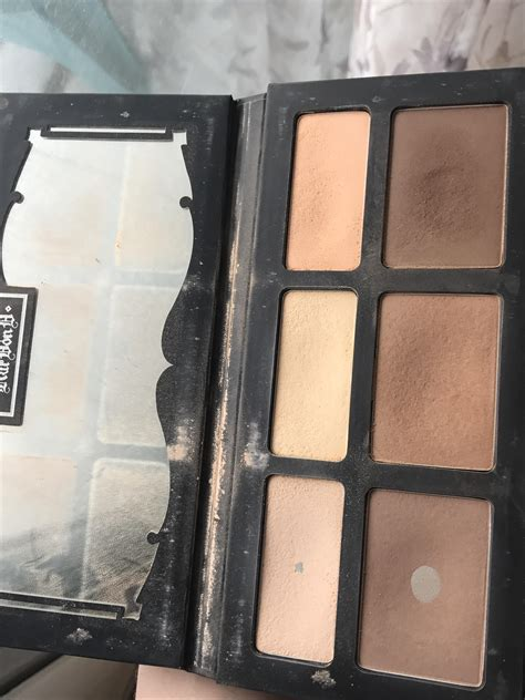 kvd shade and light kvd shade and light can you tell what colors i use the