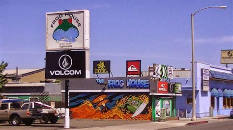 house surf shop surf shop t shirt road trip the frog house surf shop