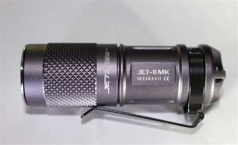 Jetbeam Jet Ii Mk Senter Led Cree Xp L Hi 510 Lumens Black Hitam 2 jetbeam jet ii mk cree xp l hi flashlight