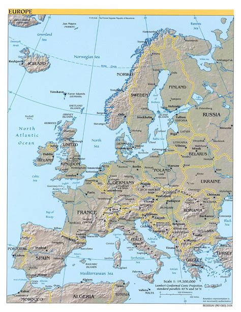 map of europe with major cities map of europe with major cities pictures to pin on