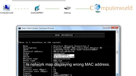 android mac address how to find unavailable wi fi mac address of android