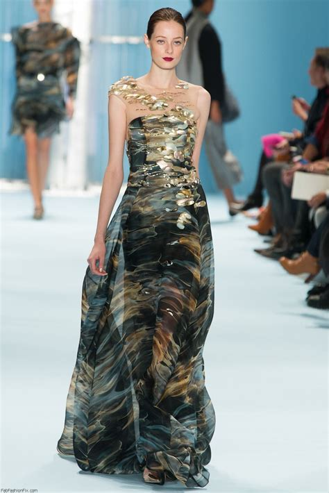 New York Fashion Week Carolina Herrera by Carolina Herrera Fall Winter 2015 Collection New York