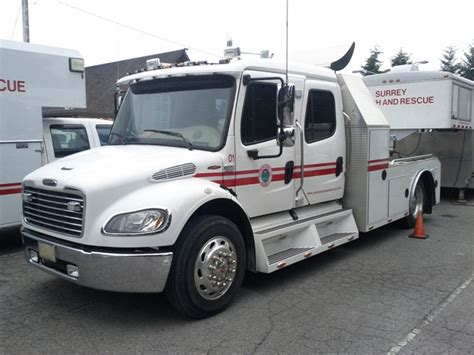 Bc Search Surrey Search Rescue Bc Trucks