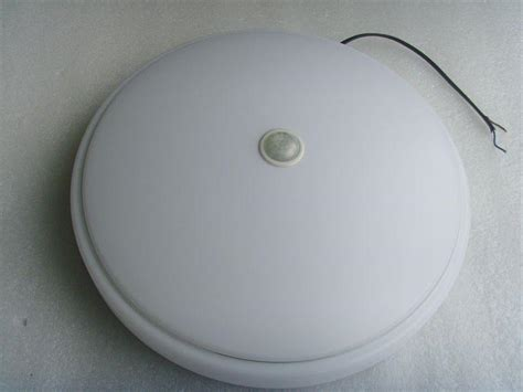Ceiling Light With Pir 18w Pir Led Ceiling Light