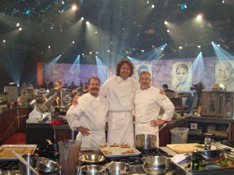 iron chef america kitchen stadium