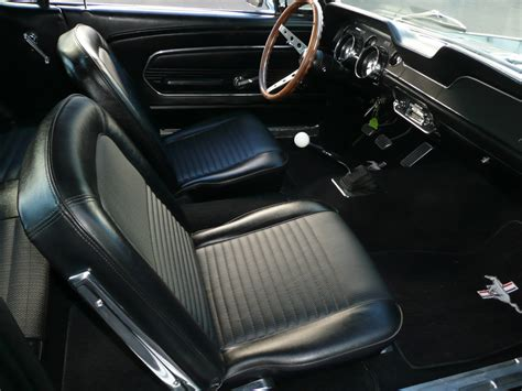 ford mustang upholstery 1967 ford mustang gt coupe 80976