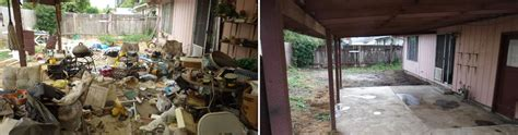 backyard clearing complete property clearing debris and junk removal oregon