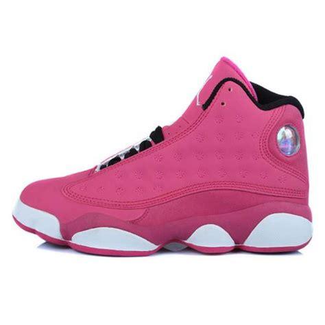 air 13 air sole high pink white air jordans 13